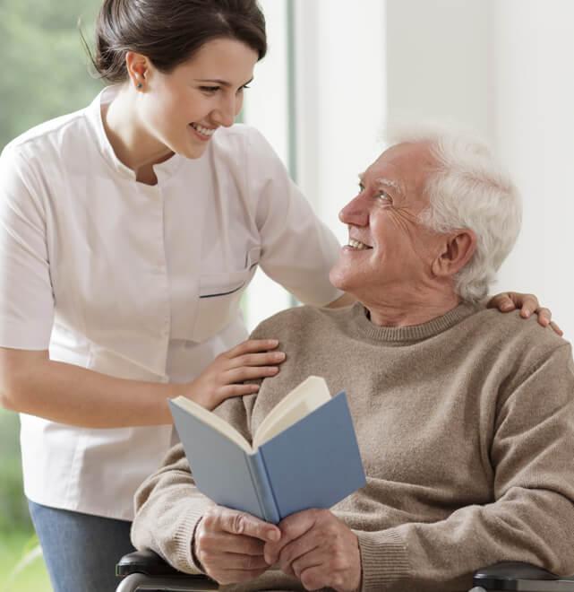 apoio domiciliario a seniores
